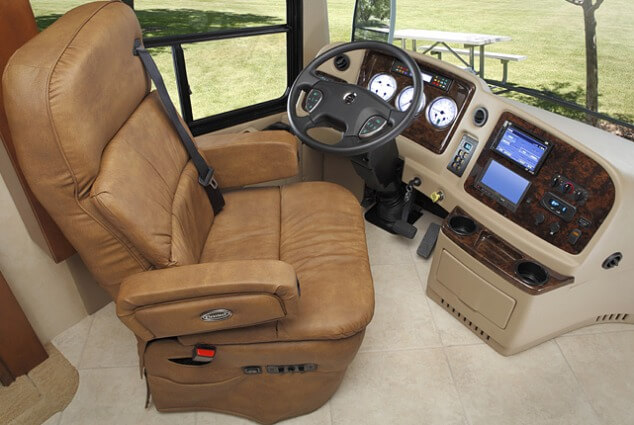 Choosing the best Seats for your RV
